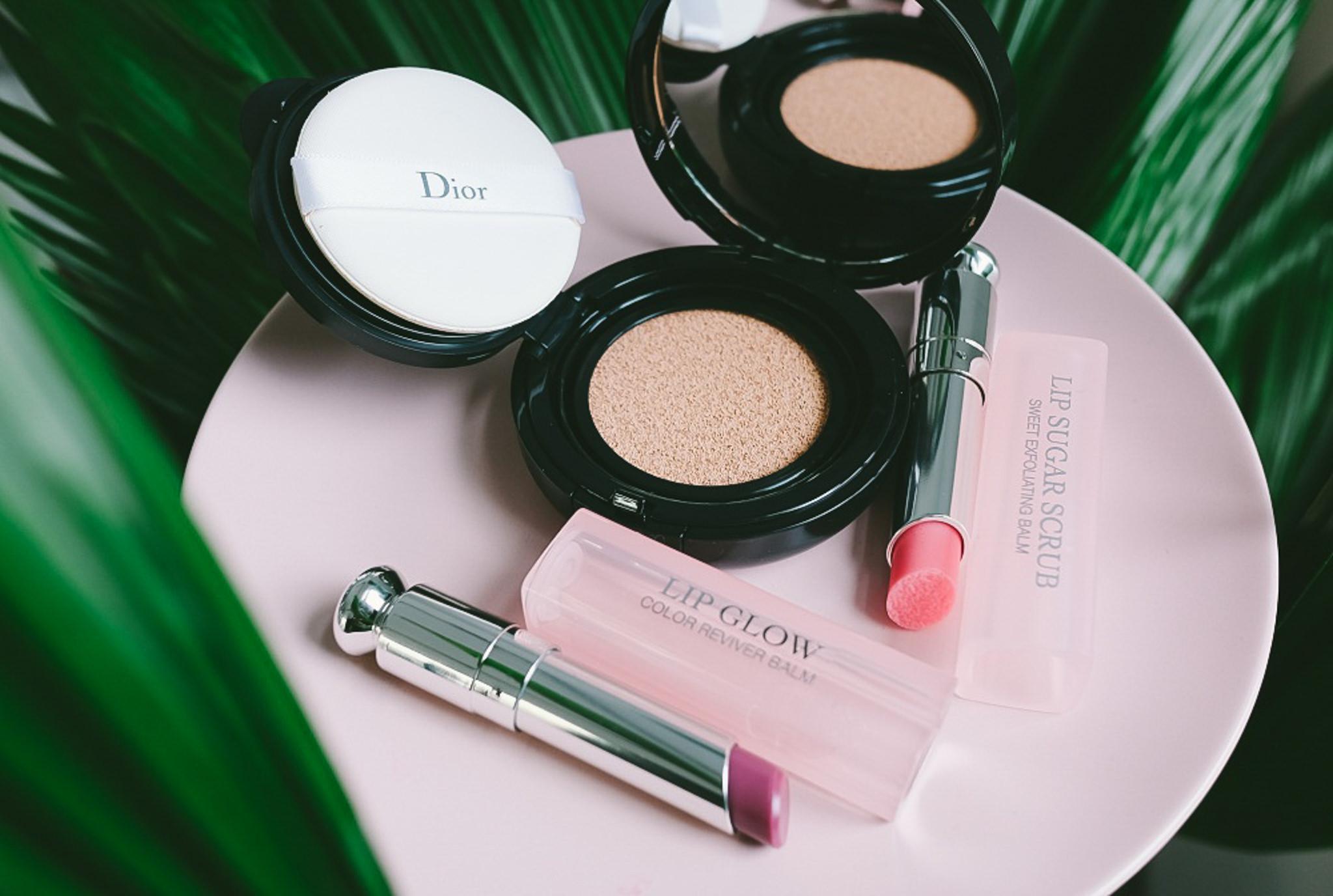 Dior 超完美持久氣墊粉餅 – 持續16小時的完美霧光
