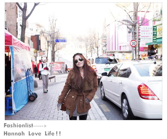 [旅遊]韓國首爾DAY2。漢娜帶大家吃美食去~