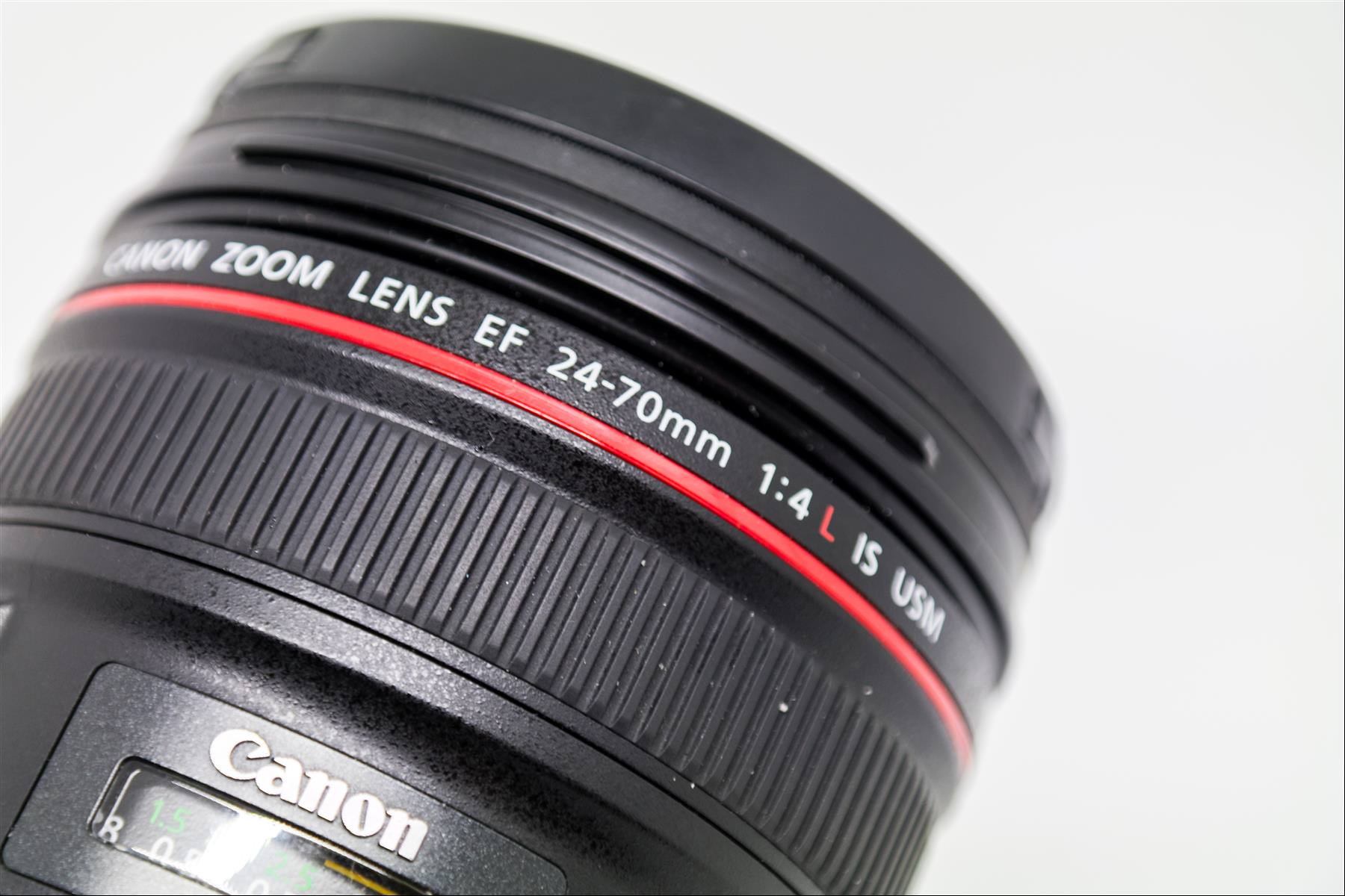 Canon EF 24-70mm F4L IS