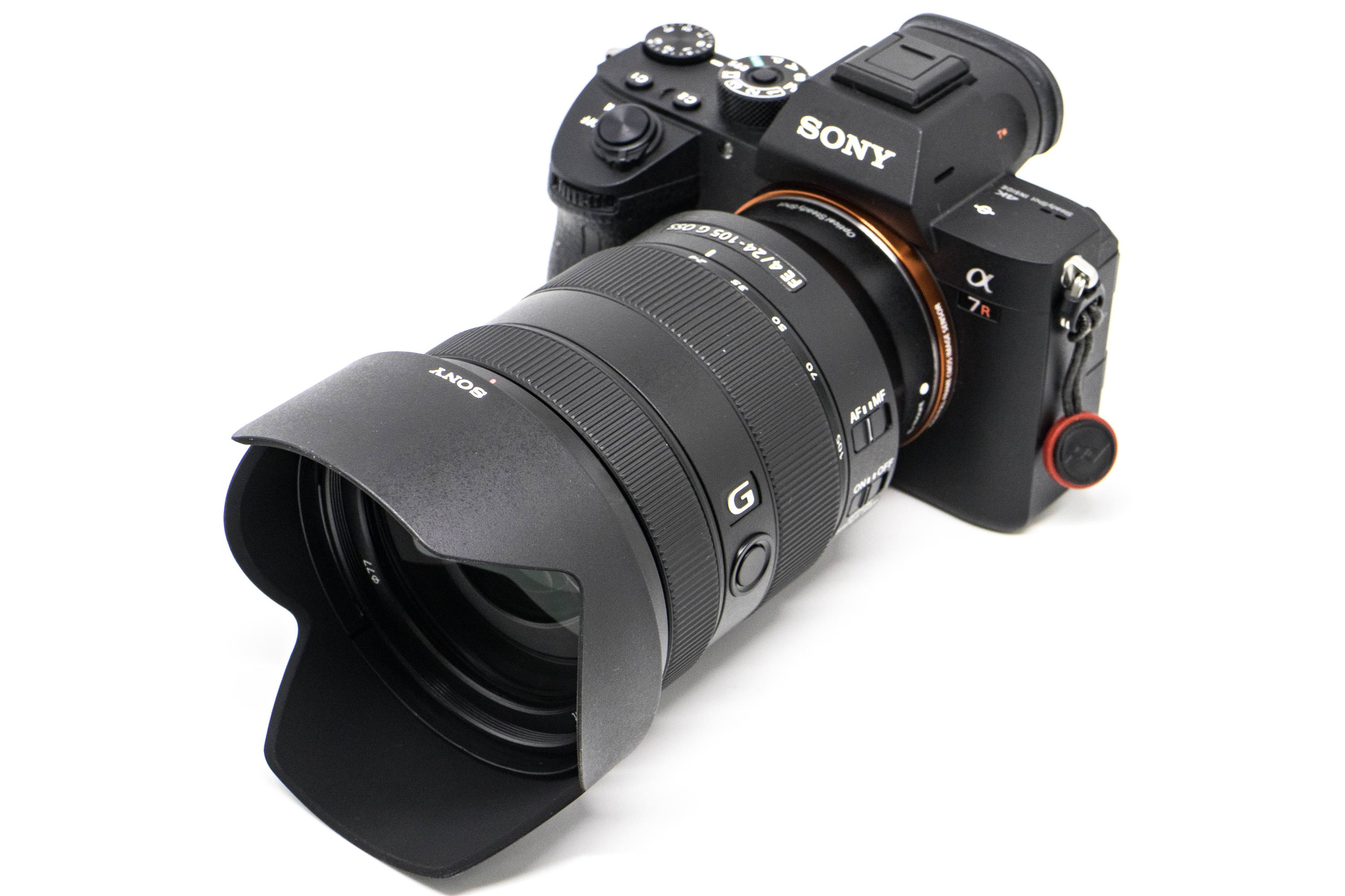Sony EF 24-105mm F4 G OSS