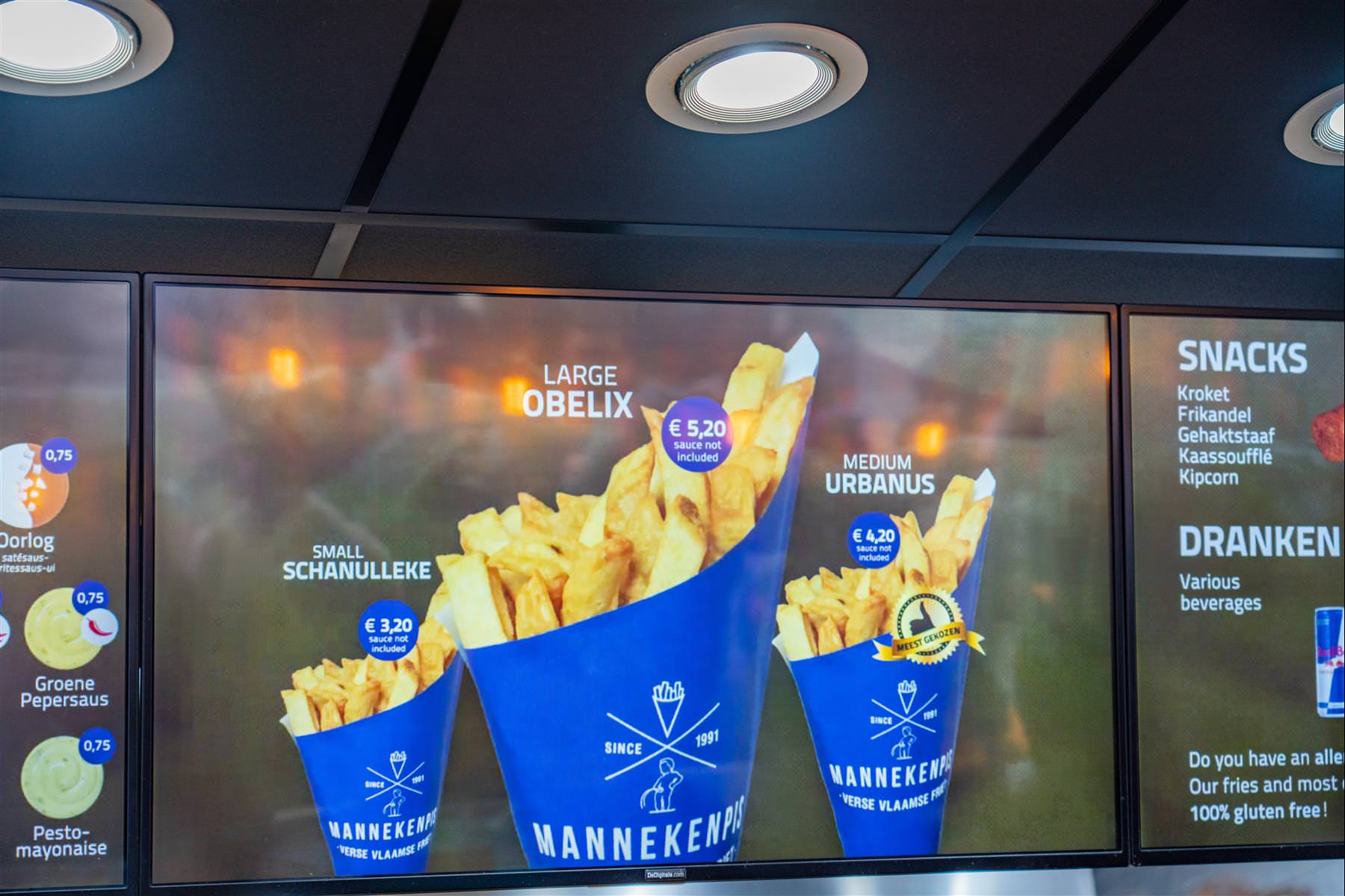 Voted No.1 Holland Fries