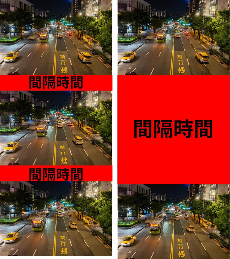 縮時攝影怎麼拍 Time-lapse photography