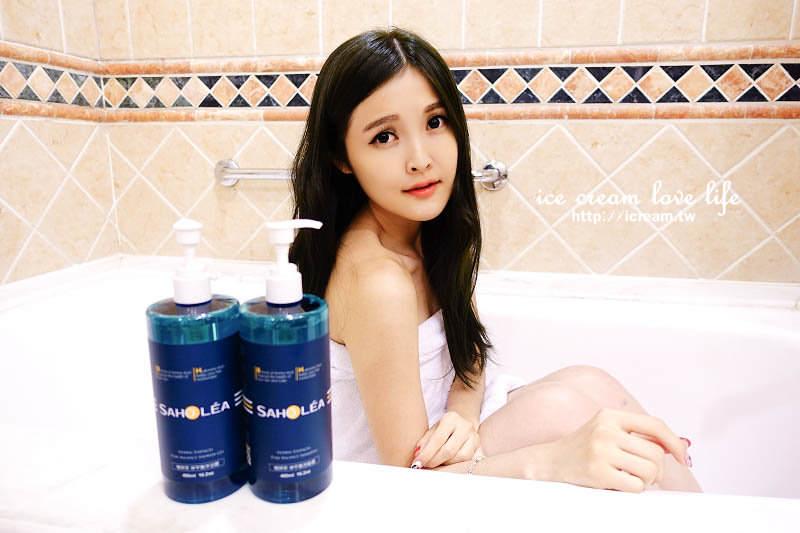 【洗髮沐浴】saholea森歐黎漾 – 植研萃淨平衡洗髮沐浴組 身體的渴望肌膚最知道!