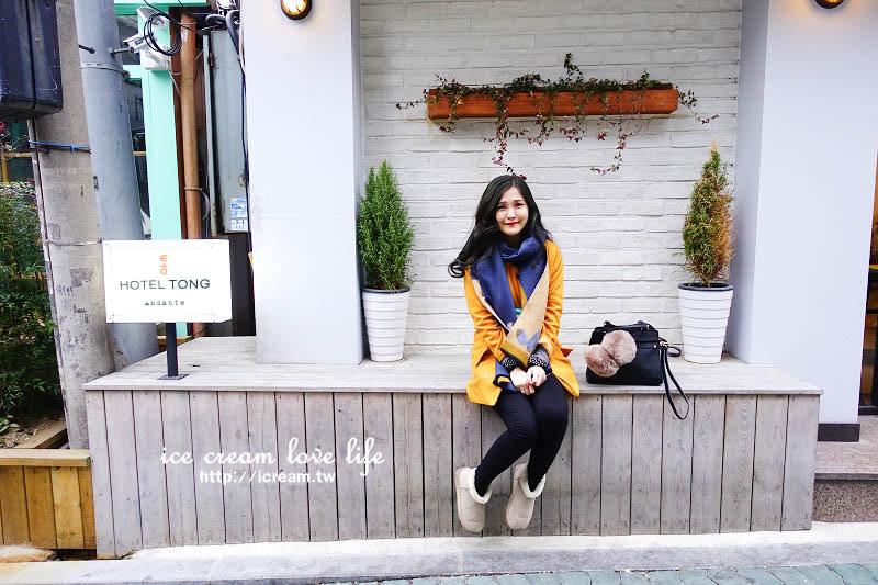 【首爾住宿】Hotel Tong Andante – 鐘閣仁寺洞民宿旅館超便宜 推薦會說中文 離地鐵近/免費WIFI