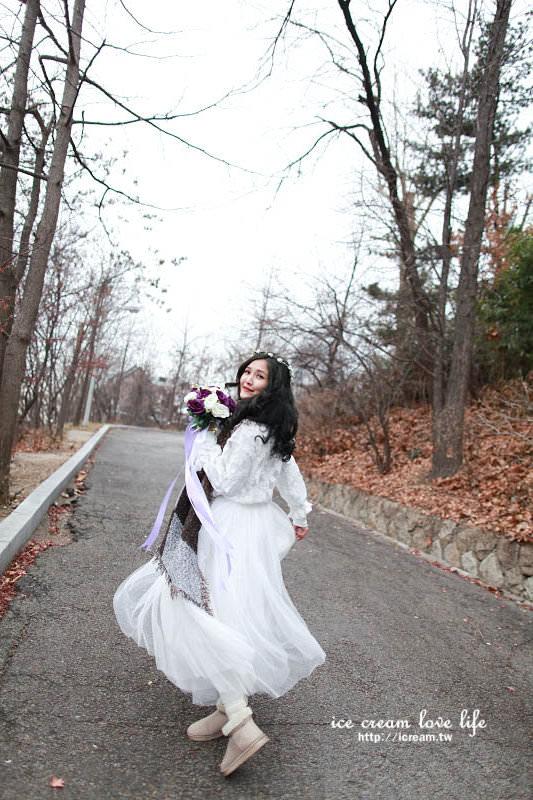 【韓國首爾】梨花女子大學 – 浪漫外拍自助婚紗場景 美妝購買 台幣27元馬卡龍 必去景點