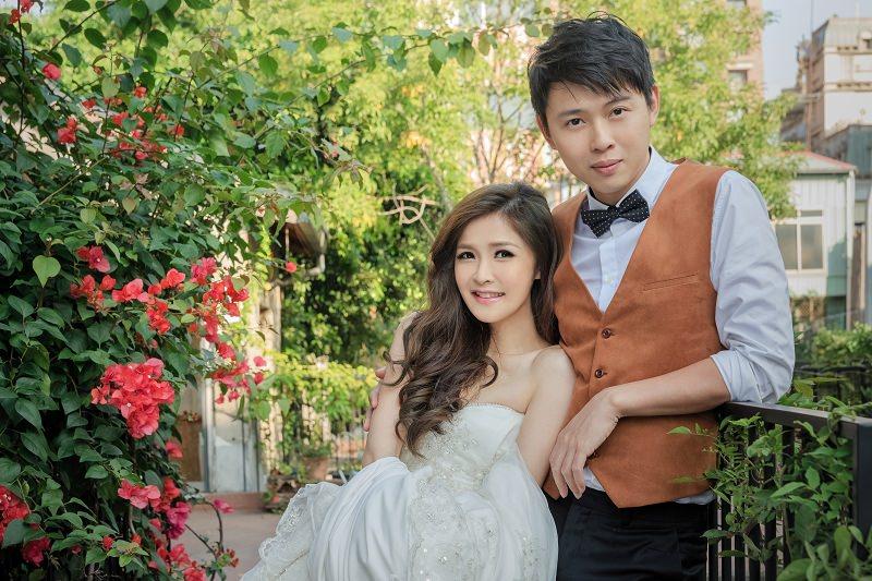【婚紗】C'EST BON WEDDINGS金紗夢婚禮 精修全圖 台北自助包套(上篇)