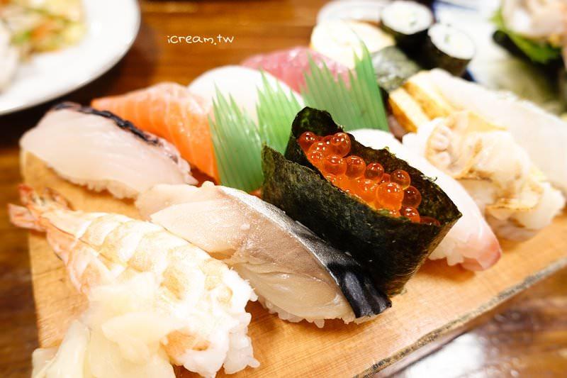 【沖繩恩納】福寿し – 福壽司 平價海鮮 魚類沖繩料理