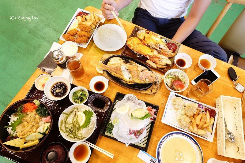 【沖繩恩納】浜の家海鮮料理 – 超大碗海膽丼 焗烤龍蝦 大份量海鮮料理