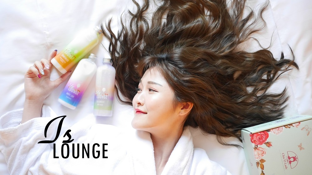 Is Lounge 嗜‧香氛 法國當季花果香 控油洗髮 護髮素 沐浴乳情人節禮物推薦