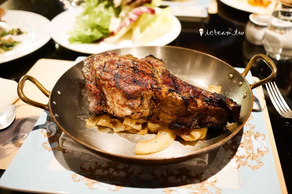 【台北美食】君品酒店- 雲軒西餐廳 La Rotisseire 精緻主餐半自助式buffet 和牛握壽司吃到飽