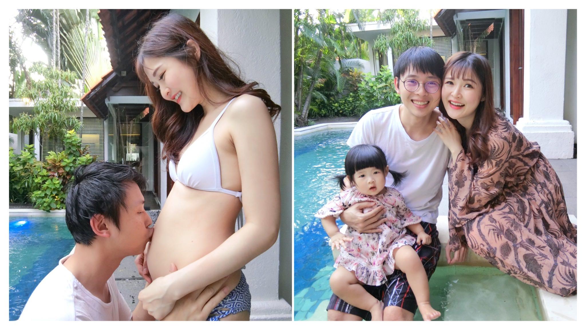 【驚喜】yiyi要當姊姊了!我要當2寶媽了!子宮頸閉鎖不全孕期紀錄0w-13w