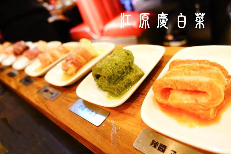 【台北東區】江原慶白菜 – 翻版八色烤肉 韓國來台微風百貨必吃강원도빨간배추