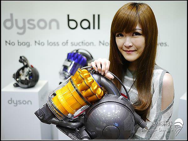 【生活家電】dyson – DC37球形科技吸塵器發表會 更強更大好靈活!