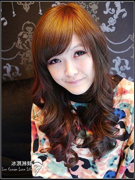 【染燙造型】BonBonHair – 染髮造型剪瀏海 換個髮色好過年!!