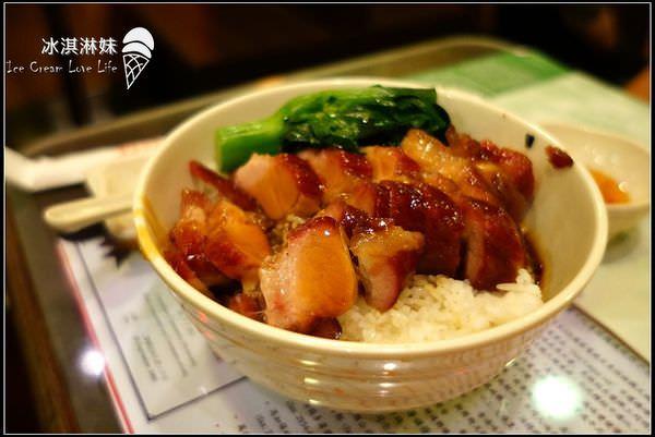 【香港中環】金華燒臘 – 好吃叉燒飯~~