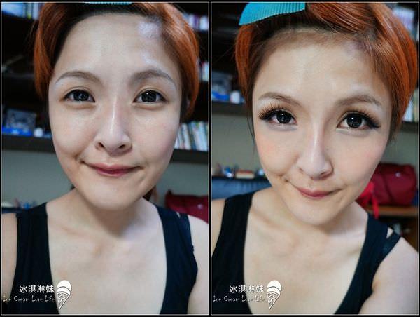 【彩妝】驚嚇指數大爆表!!完美V臉修飾化妝術