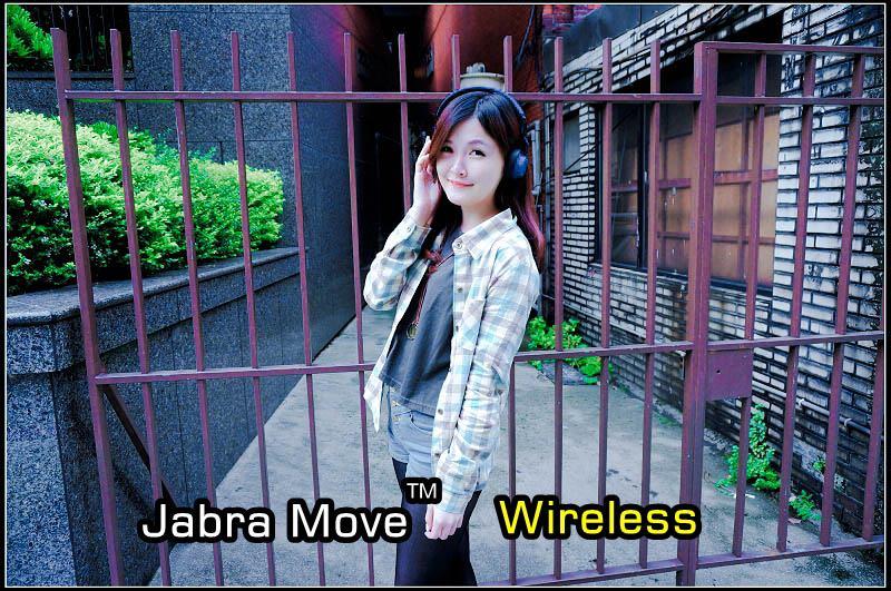 【3C耳機】JABRA MOVE WIRELESS – 輕便時尚藍芽無線耳罩式耳機 不專業開箱文~