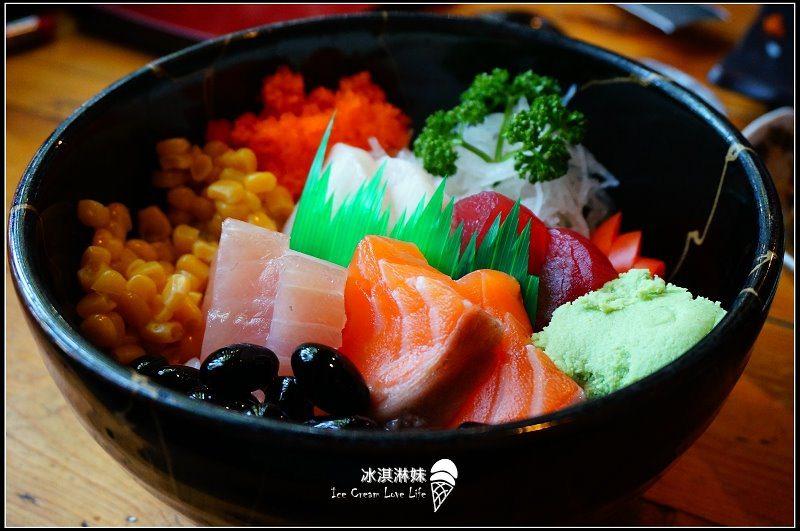 【台中西屯】大東屋 – 活鰻魚好滋味 更推生魚片丼飯!串燒鰻魚飯