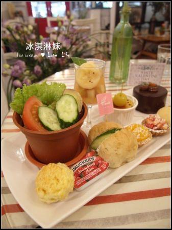 【台北東區】Hana CAFE – 東區下午茶 處處可愛 處處驚喜