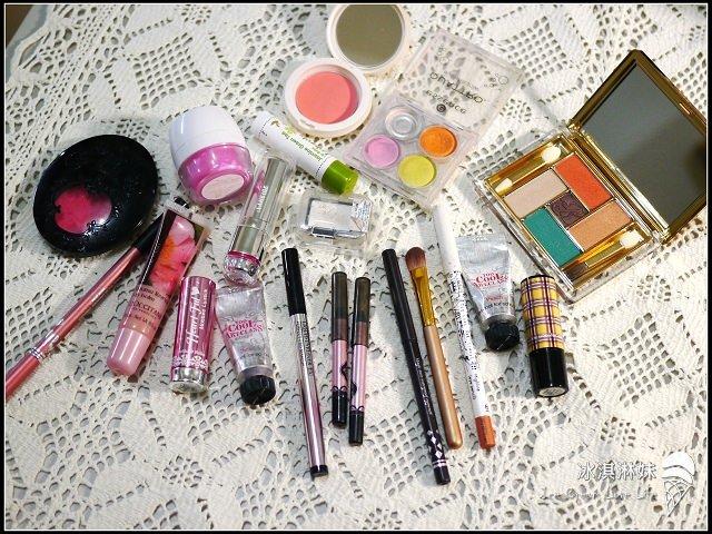 【彩妝】玩色彩妝讓你桃花朵朵開 甜美粉、個性橘你選哪一個?