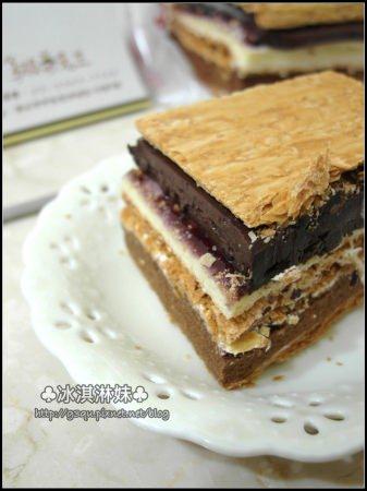 【試吃】拿破崙先生 – 純濃甘納許 濃郁的甜蜜
