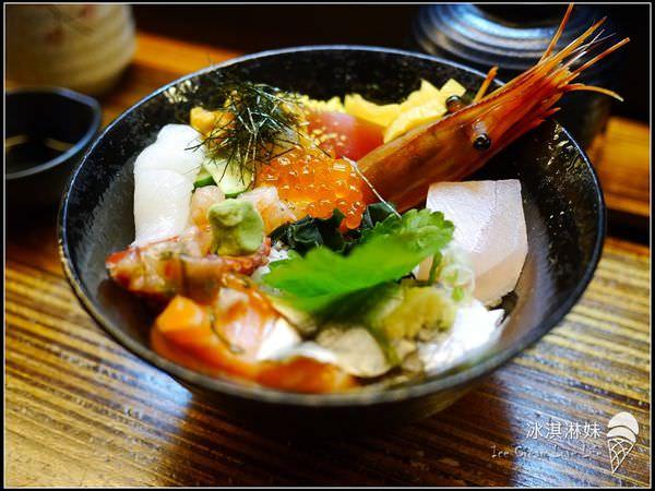 【台中西區】Mr.さかな魚先生 – CP質超高海鮮蓋飯!