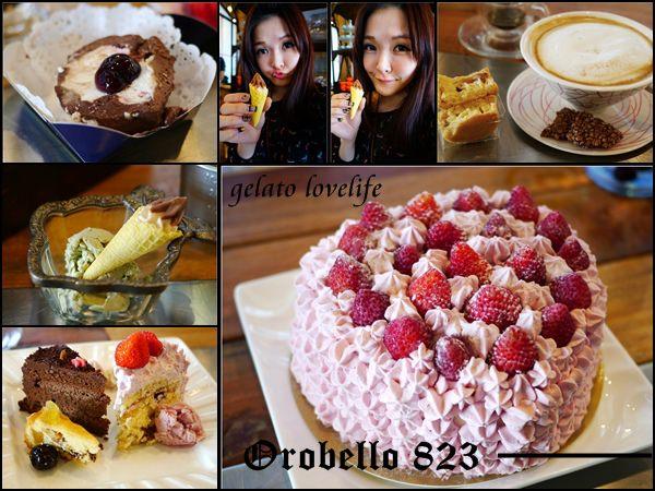 【台中西區】Orobello 8巷23號 – 義大利冰淇淋gelato 蘑菇冰&蛋蛋冰 康熙來了嚴選夏日創意冰品推薦
