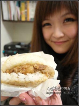 【試吃】喜生米漢堡 – 早餐、點心、宵夜的好朋友
