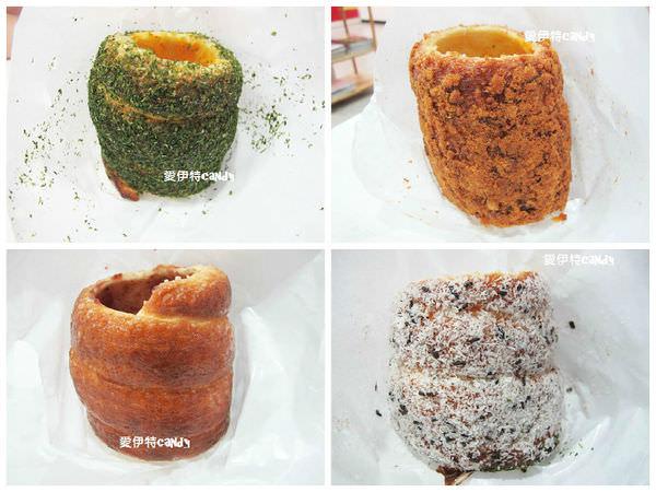 『台中西屯區_巧朵滋匈牙利煙囪捲專賣店』來自異國的點心~重要的地位就像台灣的鹹酥雞!!