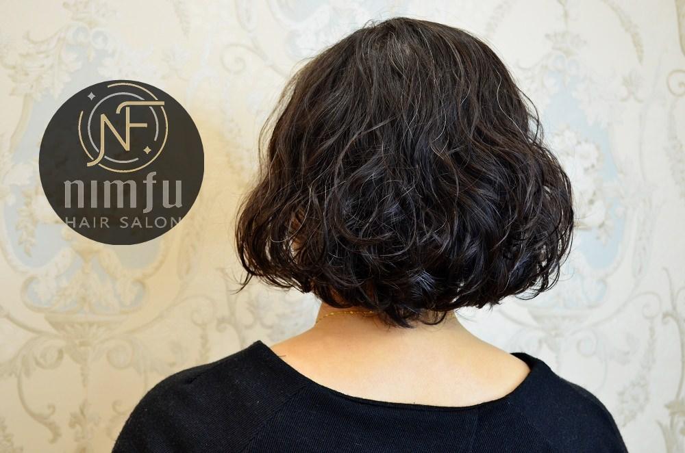 南屯髮廊_Nimfu Hair│台中美髮推薦!年輕設計師打造亮麗髮型~