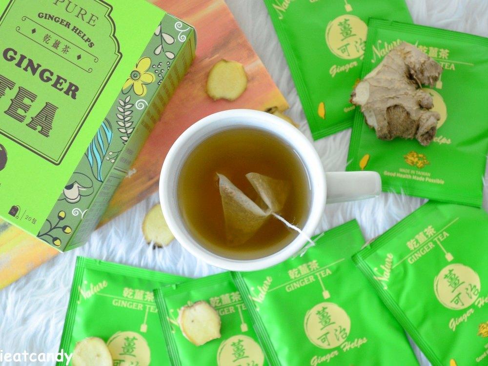 薑可治薑茶包沖泡-薑茶推薦