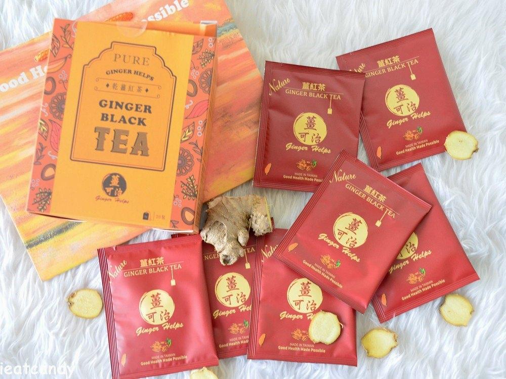 薑可治薑紅茶隨身包-薑紅茶推薦