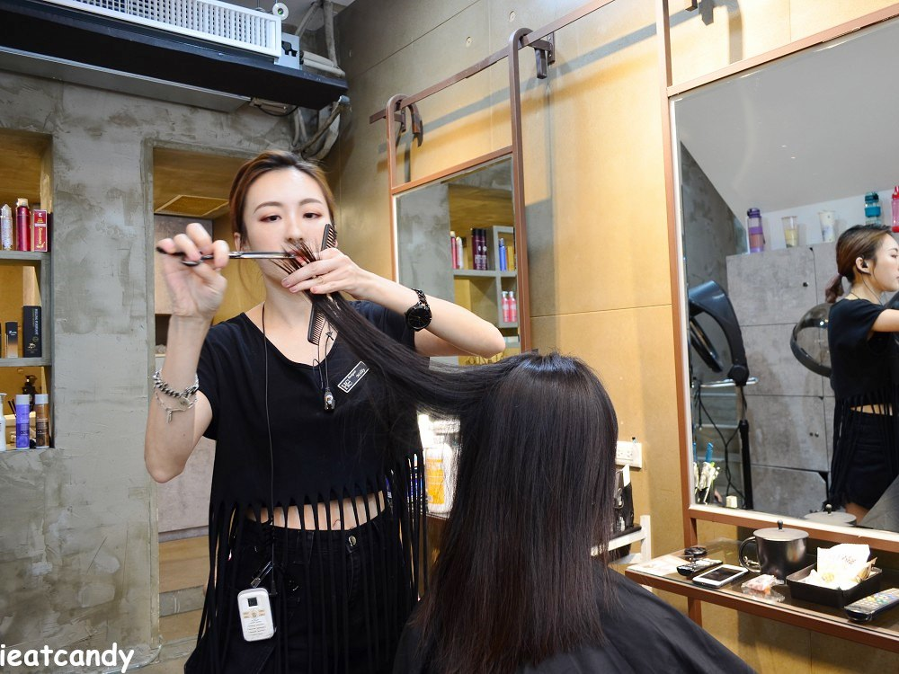 HairCity設計師Milly-台中燙染髮推薦
