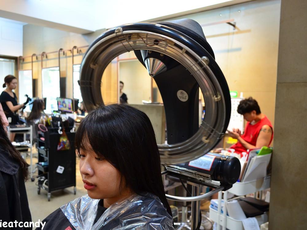 燙染前軟化髮質-HairCity台中燙染髮推薦