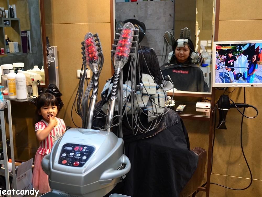 溫塑燙髮機器-HairCity台中燙染髮推薦