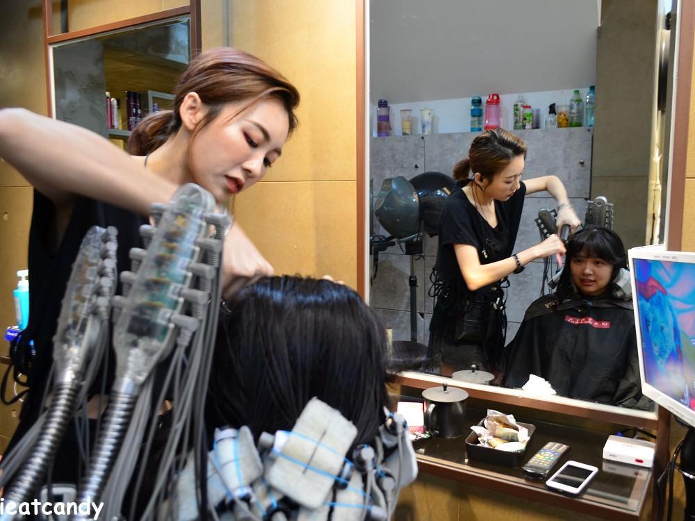 溫塑燙髮機器-台中燙髮推薦