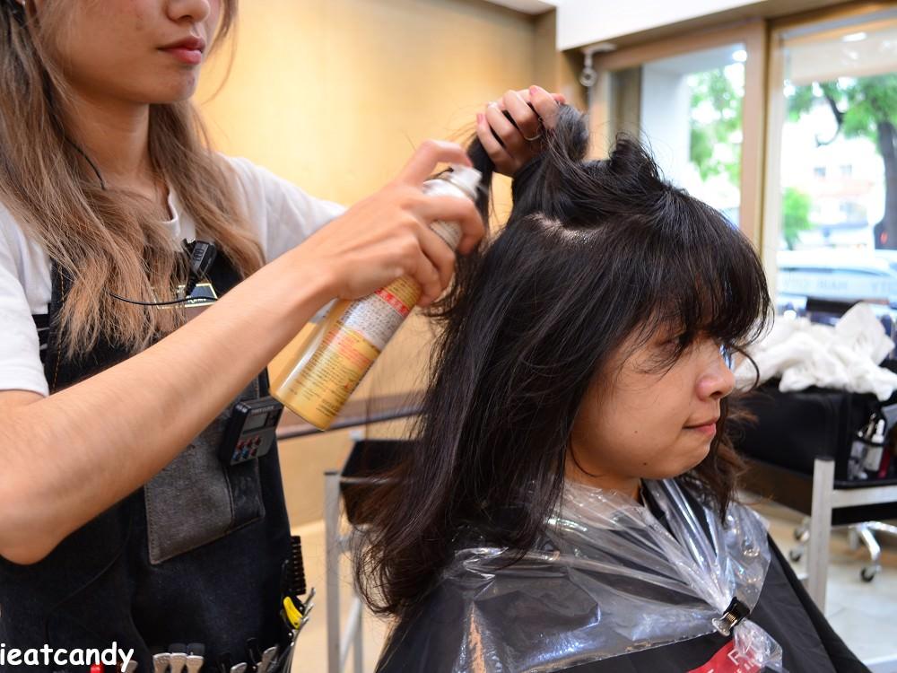 染前頭皮隔離-台中燙染髮推薦