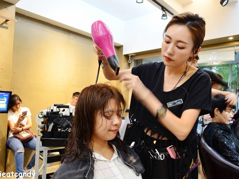 燙染後吹髮-台中燙染髮推薦