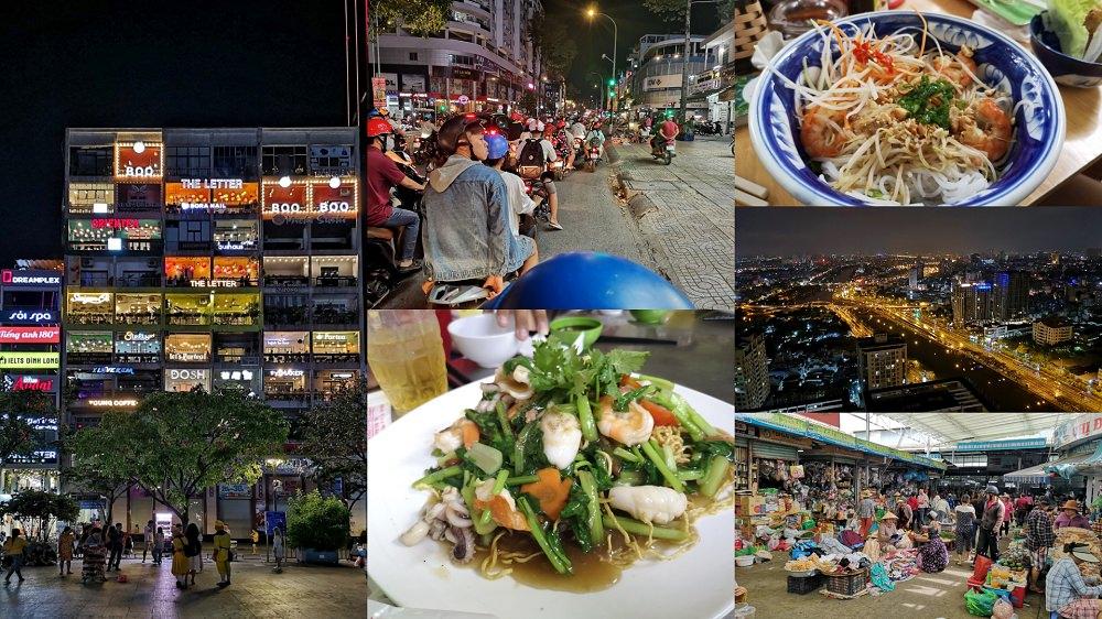 峴港住宿、共市場Cồn Market、咖啡公寓、胡志明市騎車、Thien Ly Danang-style、胡志明 airbnb