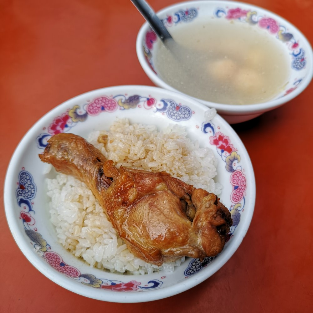 阿東爌肉飯 鹿港第一市場美食 鹿港爌肉飯