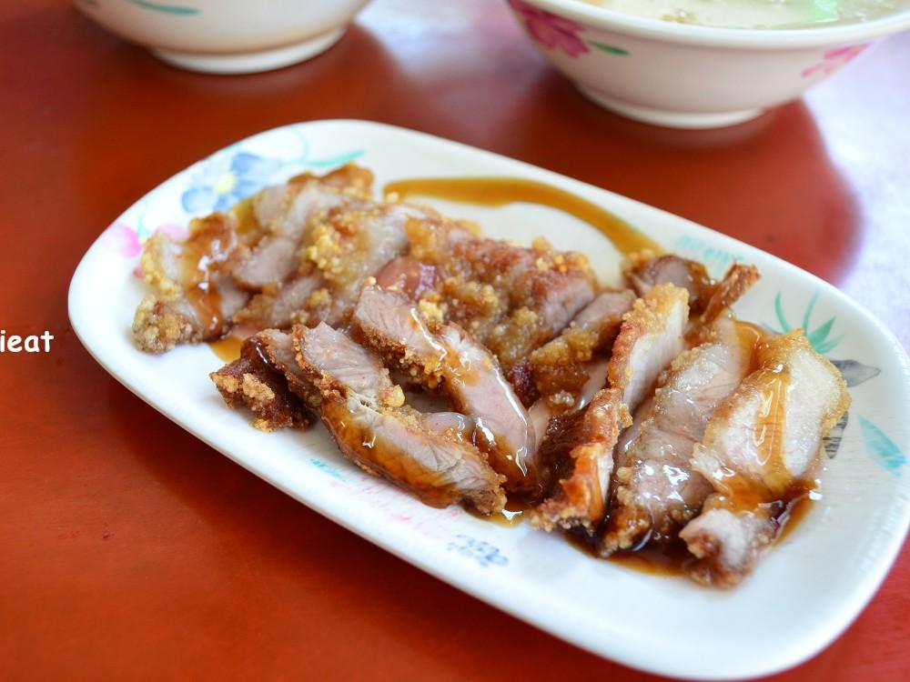 上安肉粥燒肉特寫-台中肉粥推薦