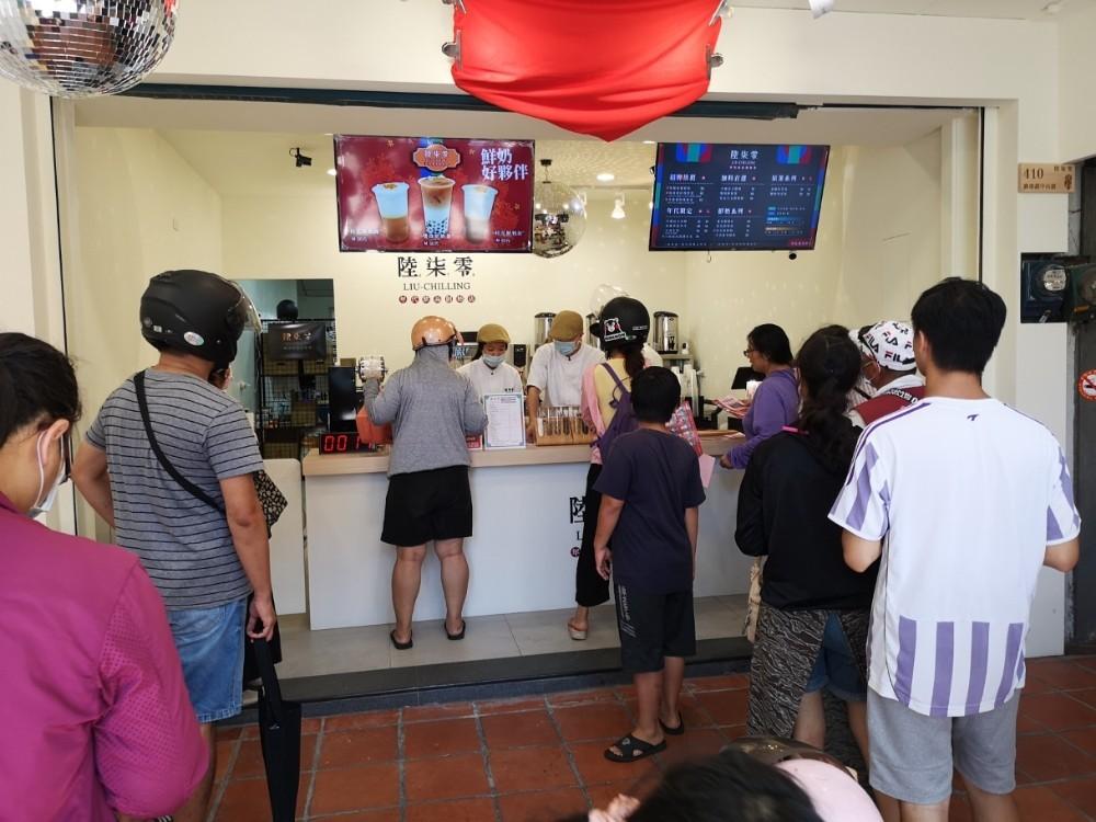 陸柒零年代飲品創始店 鹿港飲料 鹿港天后宮美食