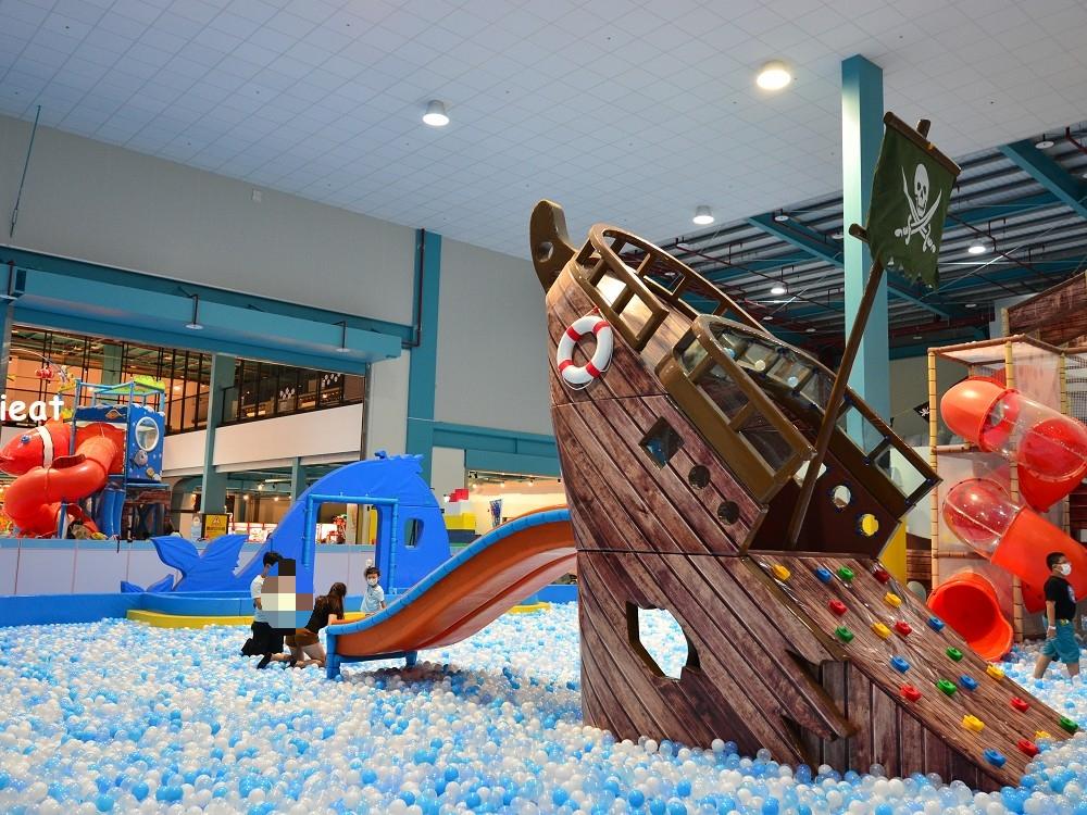 棒棒鯨奇樂園 嘉義親子景點 嘉義太保親子景點 遊樂園 嘉義室內最大遊樂場