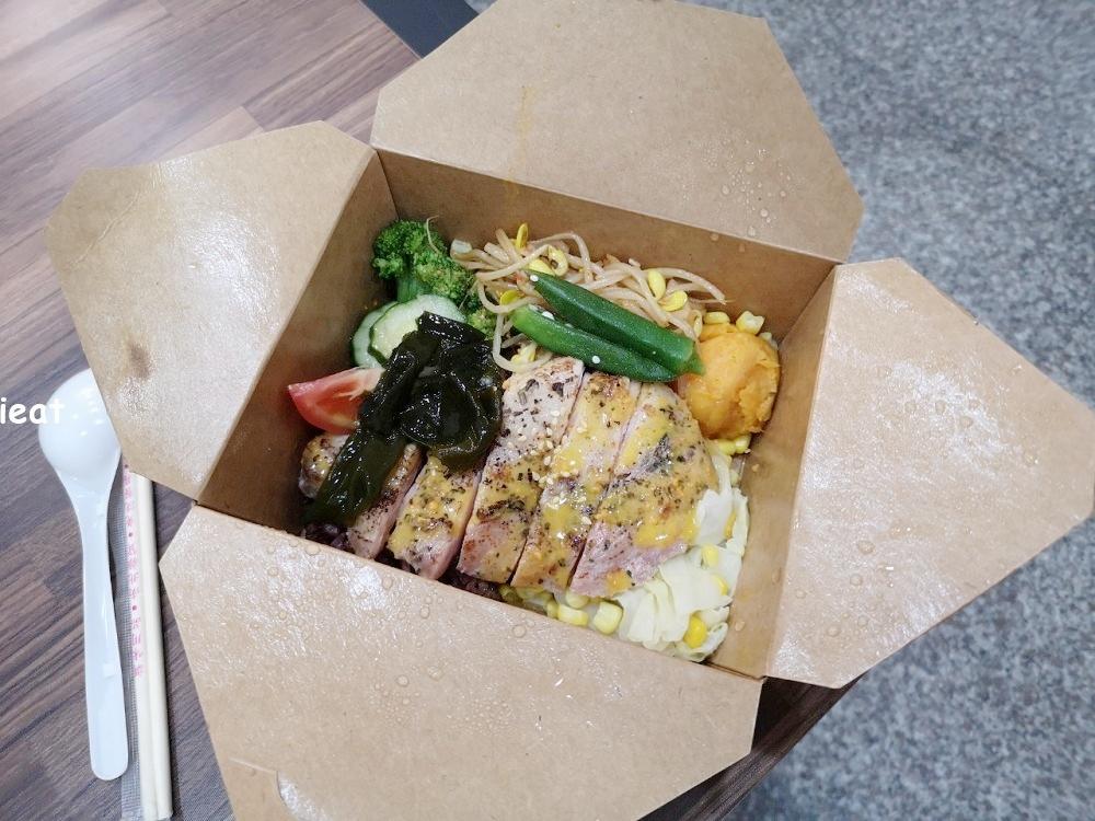 鹿港健康餐盒 72度C 舒肥健康餐 鹿港便當外送