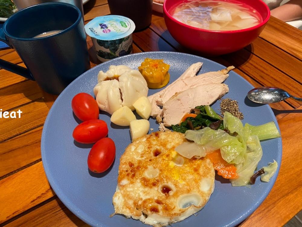 桃園和逸 早餐 逸市集早餐 和逸早餐 和逸飯店桃園館早餐