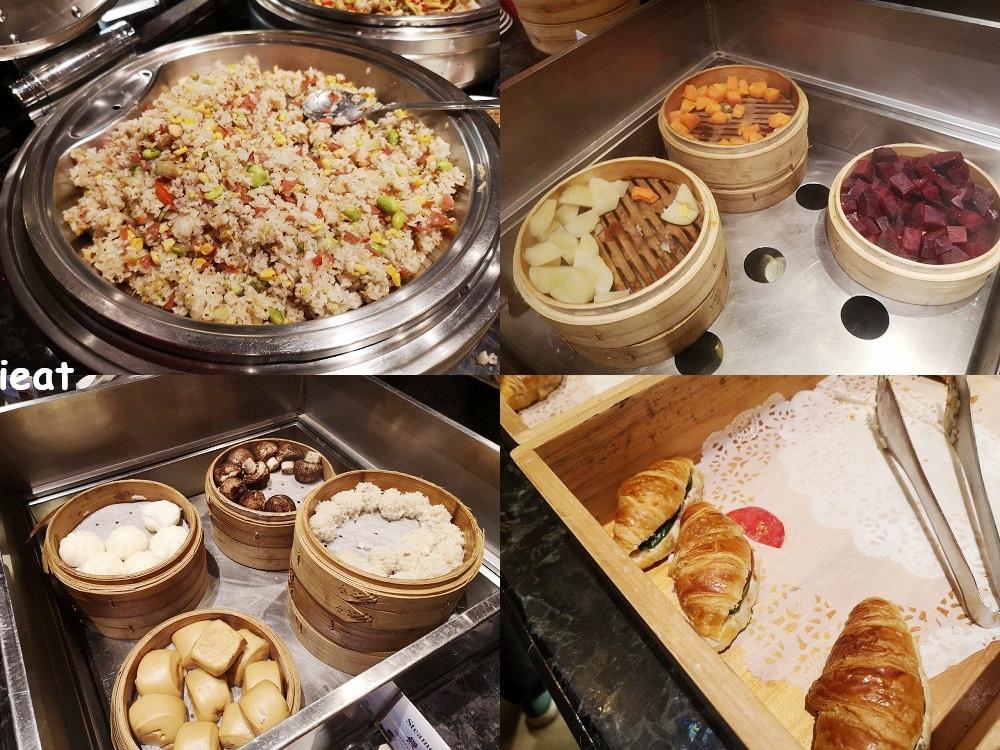 台北圓山大飯店 早餐 圓山 松鶴餐廳