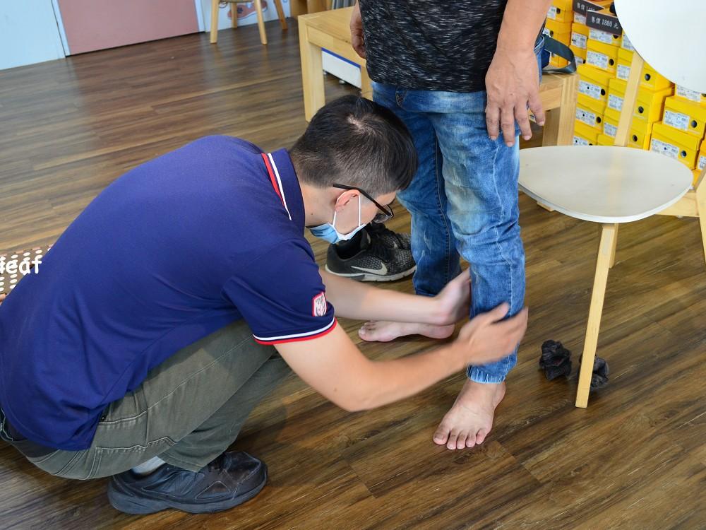 走四方客製化鞋墊中心 台中客製化鞋墊 中部客製化鞋墊