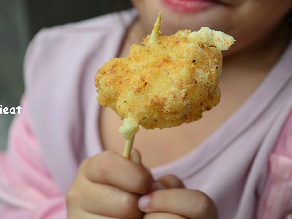 古月糯米炸 彰化小吃 彰化糯米炸 彰化美食