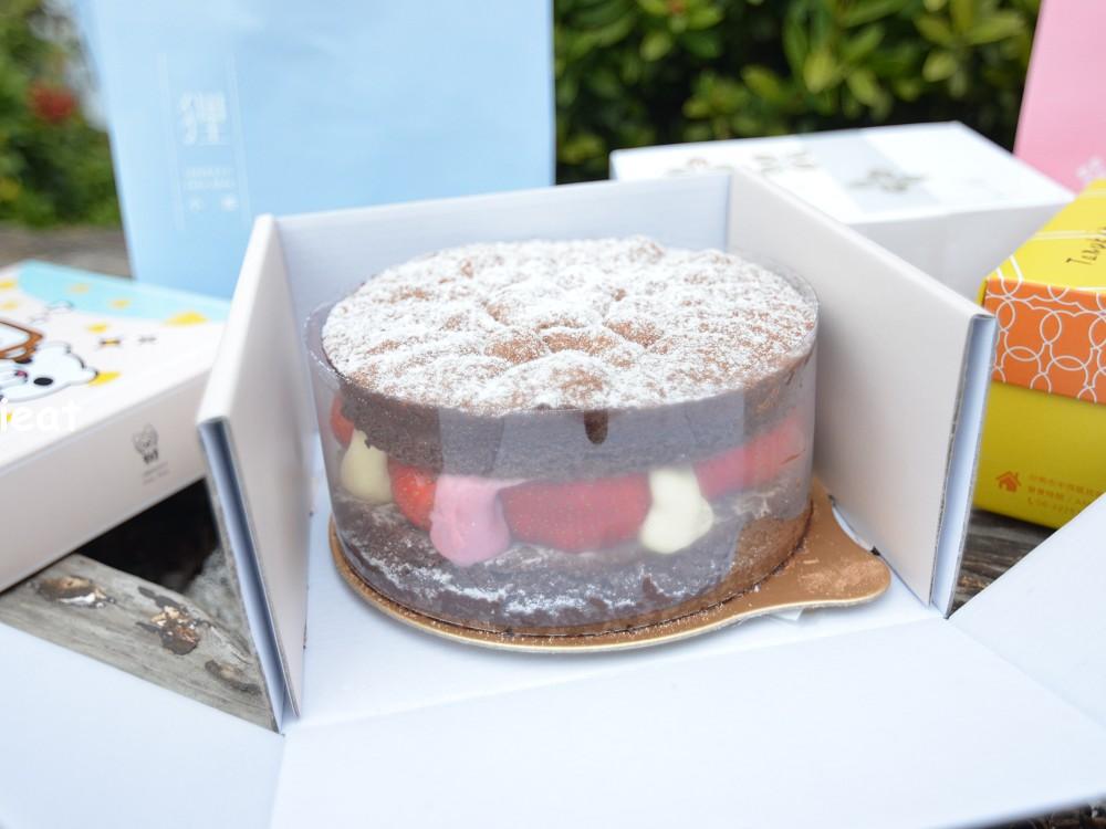 狸小路手作烘焙 台中千層蛋糕 台中甜點推薦 逢甲美食