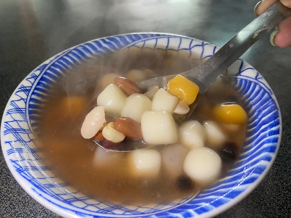 統一冰果室 阿行冰店 田中美食 田中小吃 田中湯圓 彰化湯圓